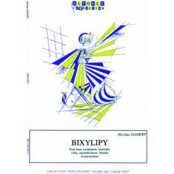 Bixylipy