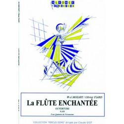 La flute enchantee