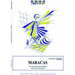 Maracas (2 percu, harpe)