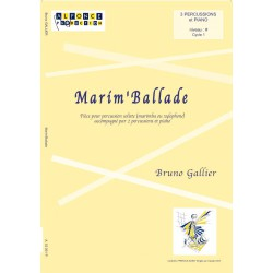 Marim ballade ( piano)