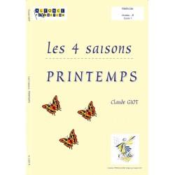 """Les 4 Saisons """"Printemps"""""""