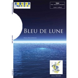 Bleu de lune