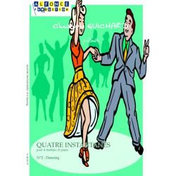 4 instantanes / n 2 : Dancing