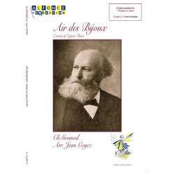 Air des Bijoux (Ext. de l'opera Faust)