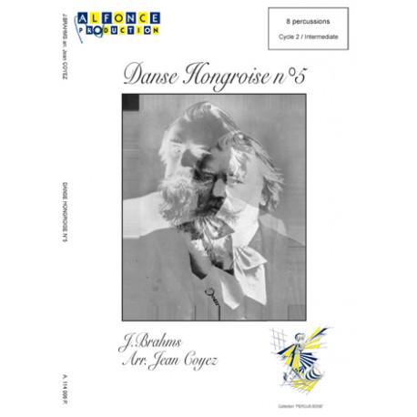 Danse hongroise n 5 alfonce production for Dans hongroise n 5