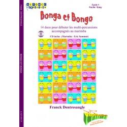 Bonga et Bongo (avec CD)