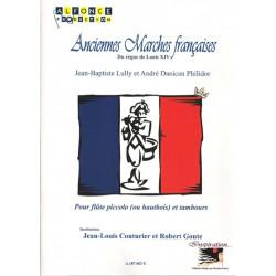 Anciennes marches francaises