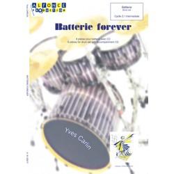 Batterie forever (avec CD)