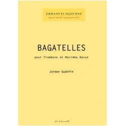 Bagatelles