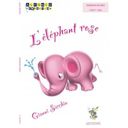 L elephant rose