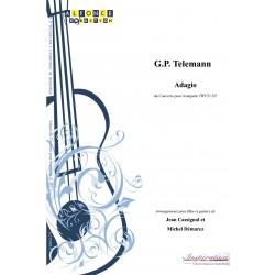 Adagio du concerto pour trompette