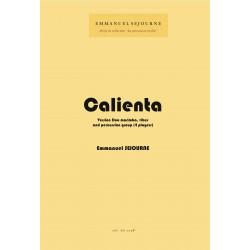 Calienta (version duo et groupe de percussions)