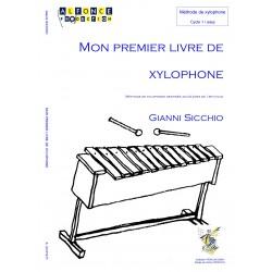 Mon premier livre de xylophone