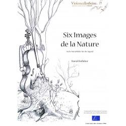 Six images de la nature