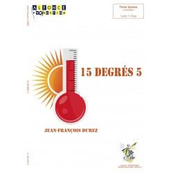 15 degrés 15