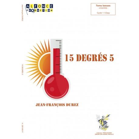 15 degrés 5