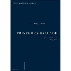Printemps-Ballade