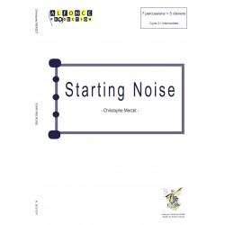 Starting Noise