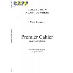 Premier Cahier pour xylophone