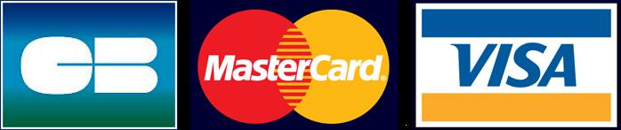cb visa mastercard logo