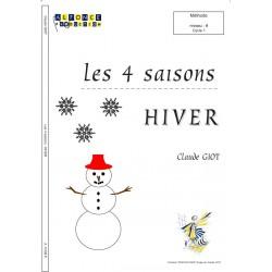 """Les 4 Saisons """"Hiver"""""""