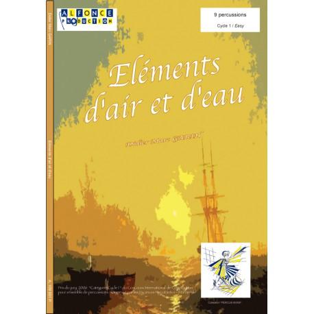 Elements d air et d eau