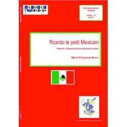 Ricardo le petit Mexicain