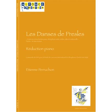 Les danses de Presles - Reduc piano -