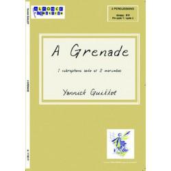 A Grenade (L. STREABLOG)