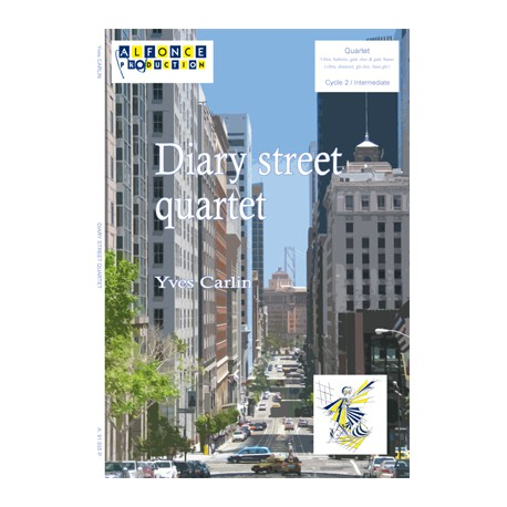 Diary street quartet