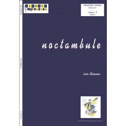 Noctambules (avec CD)