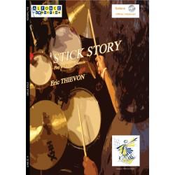 Stick story (avec CD)