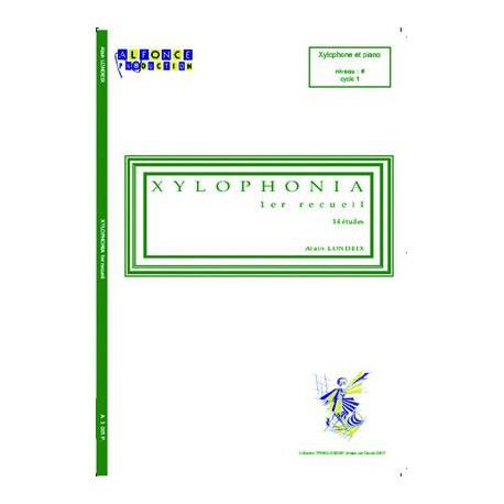 Xylophonia - 1er recueil