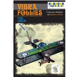 Vibra follies (avec CD)