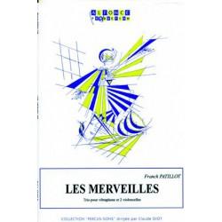 Les Merveilles ( 2 violoncelles / 2 cellos)