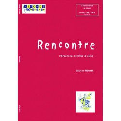 Rencontre, tab. 5 ( piano)