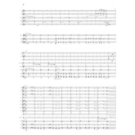 Concerto pour 3 percussions et orchestre d harmonie