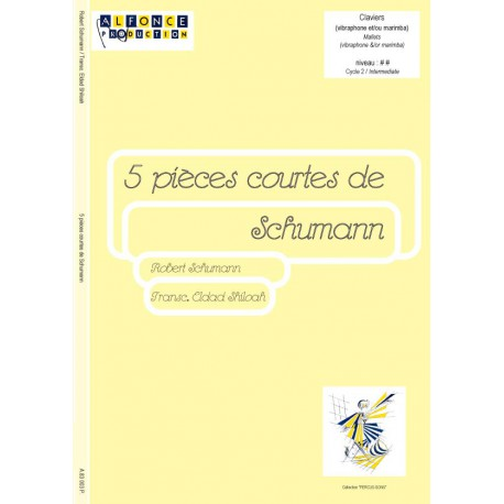 5 pieces courtes de Schumann