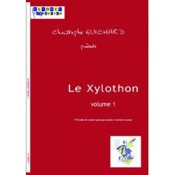 Le Xylothon vol. 1 (avec CD)