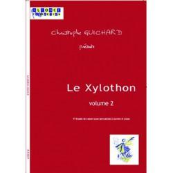 Le Xylothon vol. 2 (avec CD)
