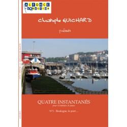 4 instantanes / n 1 : Boulogne le port