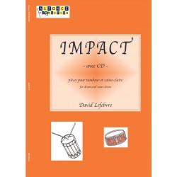 Impact vol.1 (avec CD)