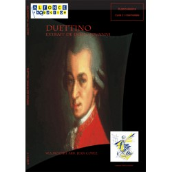 Duettino (ext. de Don Giovanni)