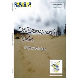 Les danses sur le sable