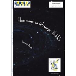 Hommage au telescope Hubble