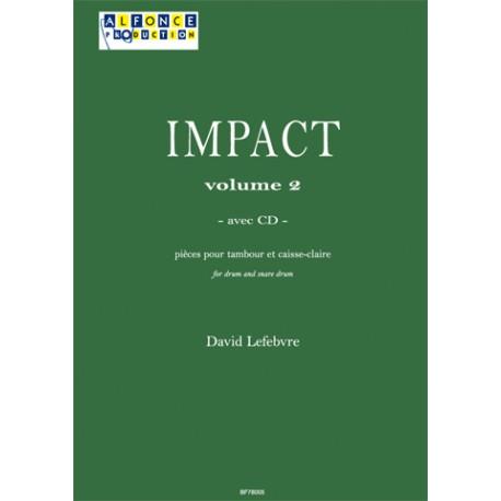Impact vol.2 (avec CD)