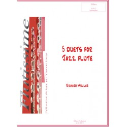 5 duets for jazz flute