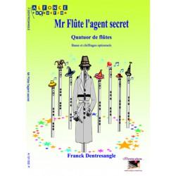 Mr Flûte l'agent secret
