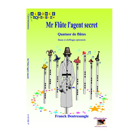 Mr Flûte l'agent secret