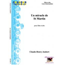 Un miracle de St Martin